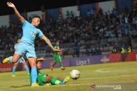 Persela Imbang Lawan Bhayangkara FC