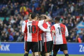 Liga Belanda, Feyenoord kembali jalur kemenangan dengan cara meyakinkan