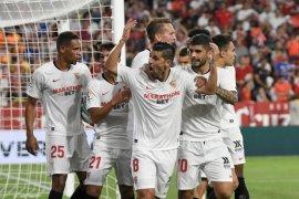 Sevilla jegal Sociedad ke puncak klasemen