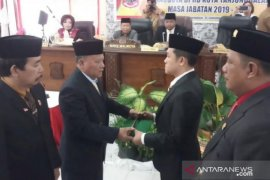 Tengku Eswin pimpinan sementara DPRD Tanjungbalai