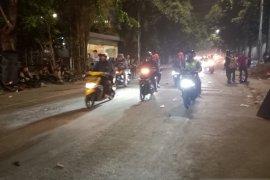 Jalan Tentara Pelajar dari Permata Hijau dibuka usai kericuhan reda