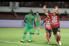 Bali United kalahkan Kalteng Putra