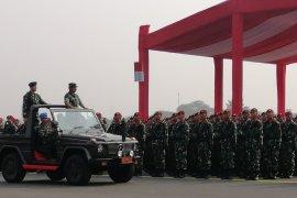 6.000 personel TNI amankan pelantikan anggota DPR/MPR RI