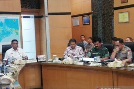 Wiranto claims land and forest fires declines 90 percent