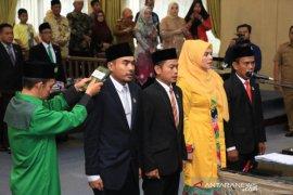 Harry Wijaya resmi pimpin DPRD Banjarmasin