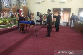 Abang Hertza resmi pimpin DPRD Kota Pangkalpinang