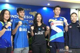 Pemain kelas dunia ikuti turnamen Indonesia Masters