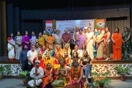 "11 September-5 Oktober, Dharma Duta Shantisena AGP bangun ""jembatan budaya"" lewat Yoga Art"