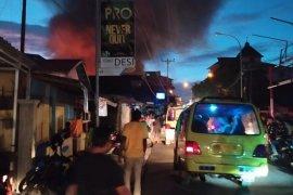 Dua hari terjadi musibah kebakaran rumah beruntun di Ambon