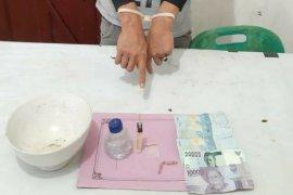 Polsek Bangun tangkap terduga penyalahguna narkoba di Simalungun