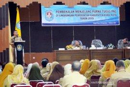 Pemkab Kubu Raya gelar pembekalan 149 PNS jelang pensiun