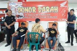 Asia Surya Perkasa-Tidar Perkasa gelar aksi kemanusiaan donor darah