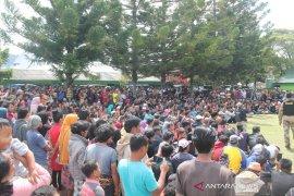 Pascakerusuhan, 7.278 warga Jayawijaya masih berada di pengungsian
