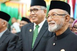 Gubernur ajak DPRA perjuangkan perpanjangan dana otonomi  khusus