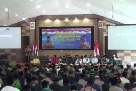 Anggota TNI/Polri dan ulama di Magetan gelar doa bersama bagi bangsa