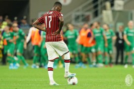 Liga Italia - Milan dipecundangi Fiorentina di kandang sendiri