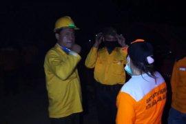 Masyarakat ikut padamkan Karhutla di Kubar