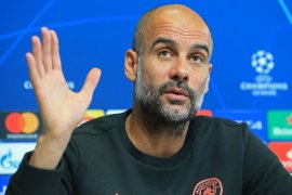 "Guardiola tak  akan ""bunuh diri"" cuma demi Liga Champions"