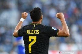 Inter Milan membuat Alexis Sanchez jatuh cinta lagi dengan sepak bola