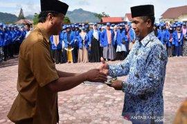397 mahasiswa UIN Ar-Raniry KPM di Bener Meriah