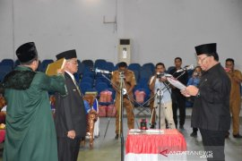 Gozali Pulungan dilantik jadi Sekda Madina