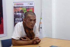 Pura-pura mati, Erizal selamat saat terjadi kerusuhan di Papua