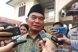 Muhadjir Effendy, gagal jadi guru dipercaya Jokowi  menjadi menteri