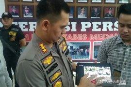 Pencurian Rp1,6 miliar uang Pemprov Sumut, Kapolrestabes: Pelaku spesialis pencuri uang nasabah