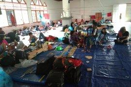 300 lebih pengungsi Wamena ditampung di tongkonan  Kotaraja