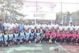 60 tim voli Bangka Selatan ikuti kejuaraan Bupati Cup I