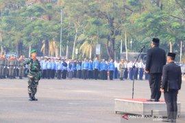 Wali Kota inspektur upacara kesaktian Pancasila