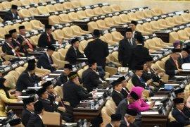 Dalimunthe buka sidang pelantikan DPR RI, DPD RI, dan MPR RI