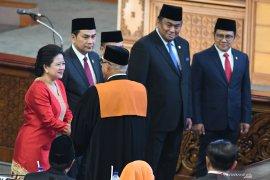 Serba pertama trah politik Sukarno di dunia politik