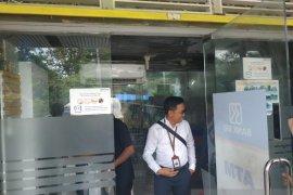 Kebakaran ruangan ATM tidak ganggu layanan