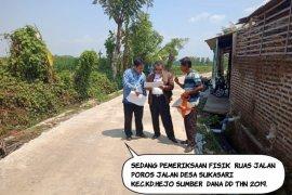 Inspektorat  Pandeglang periksa penggunaan ADD