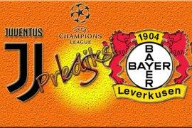 Prediksi Juventus vs Bayer  Leverkusen di Liga Champions
