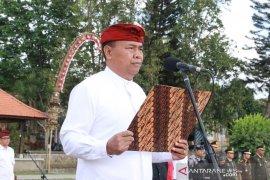 Bupati Bangli serukan persatuan guna hadapi ancaman terhadap kebhinnekaan