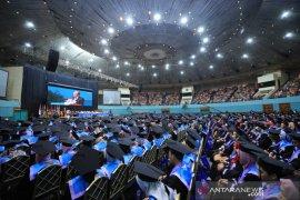 Universitas Pancasila lepas 1.745 wisudawan