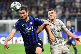 Liga Champions; Shakhtar curi kemenangan di markas Atalanta