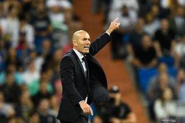 Ini alasan Zidane tarik keluar Courtois setelah kebobolan dua gol vs Brugge