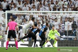 Hindari kekalahan, Real Madrid butuh kartu merah?