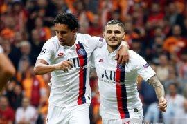 Grup A Liga Champions - Gol tunggal Icardi antar PSG raih kemenangan di markas Galatasaray