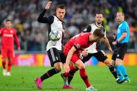 Juventus bekuk Leverkusen 3-0