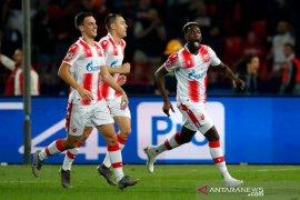 Liga Champions, Red Star bangkit dan tundukkan 10 pemain Olympiakos 3-1