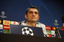 """Liga Champuons; Valverde antisipasi Inter """"baru"""" di bawah asuhan Conte"""