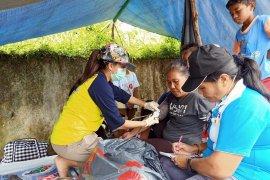Posko kesehatan Ambon layani 2.565 pasien korban gempa magniduto 6,8