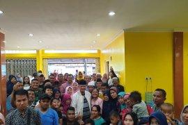 800 perantau Minang di Wamena  menunggu jemputan  pulang