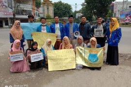 PMII Langkat-Binjai galang dana peduli Ambon