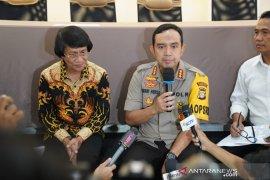 Polres Jakut amankan pelajar dua SD terlantar usai ikut unjuk rasa