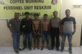 Polisi Hinai Langkat ciduk pelajar SMP miliki sabu-sabu
